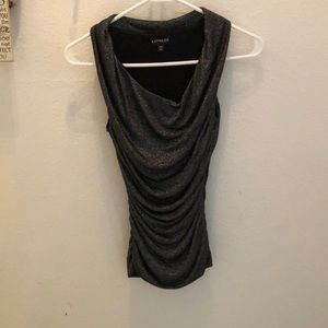 Express XS silver top